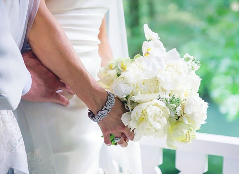 Bracelet and Bouquet