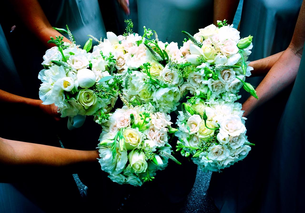 Bridesmaids Cluster