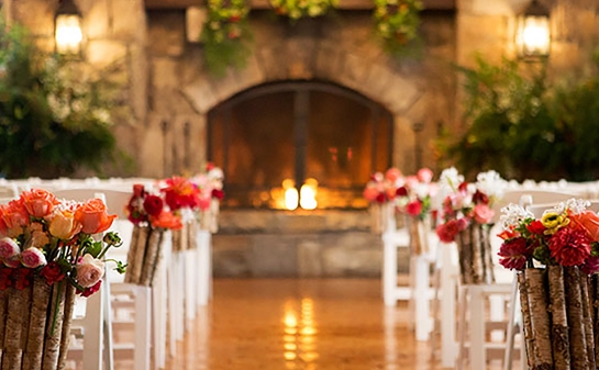 Fireplace Ceremony