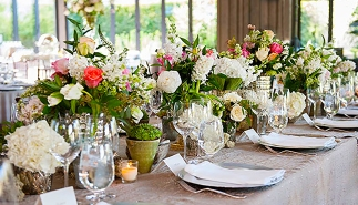 Reception Tablescape 1
